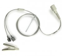 The Y SpO2 Sensor and extension cable
