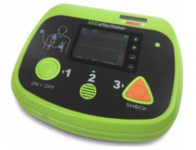 Defi6 AED Defibrillator