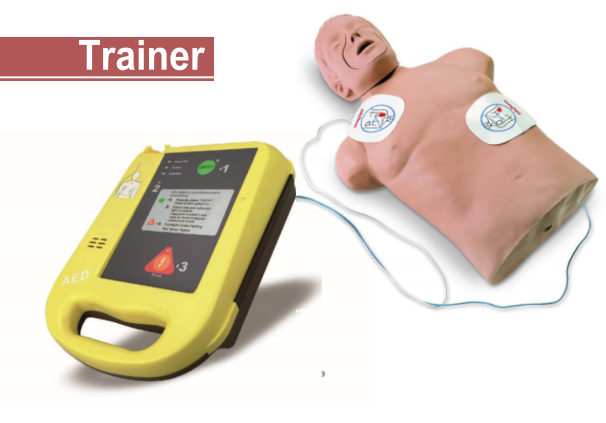 Simulador treino DAE ,DEFI 5T TRAINER,Meidtech,Meditech AED ,AED trainer,china AED,china defibrillator