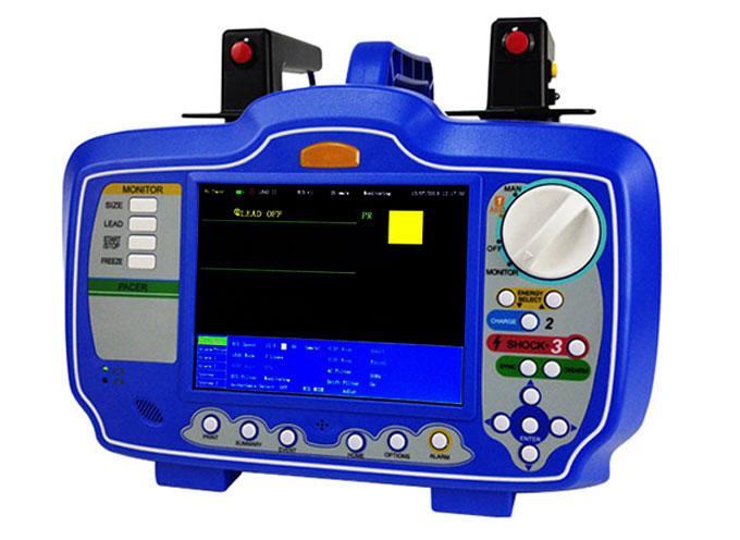 Defi xpress-defibrillator monitor